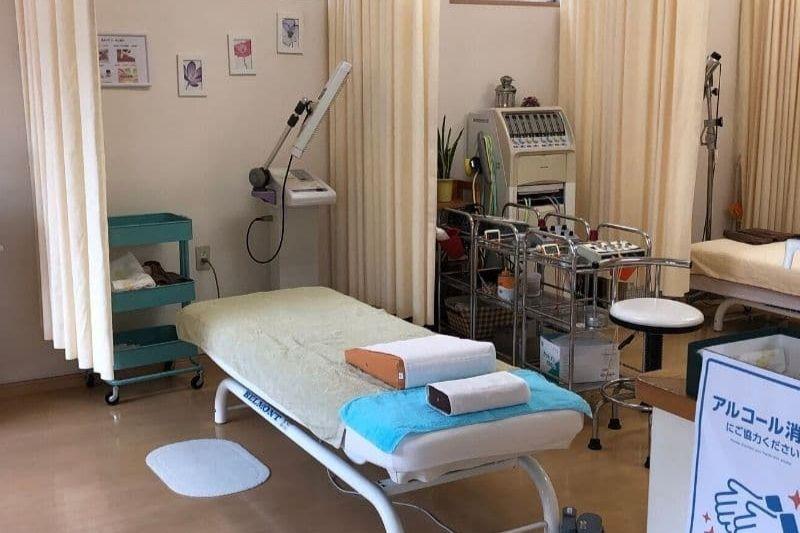 たか鍼灸接骨院の院内